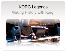 Korg Legends