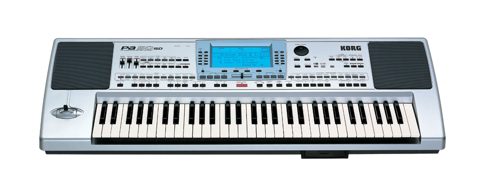 Arranger Keyboard | Professional Arranger | Korg Pa50SD