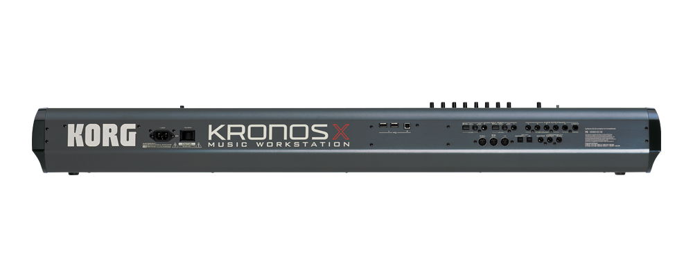 Keyboard Workstation | Sampler | Music | MIDI | Kronos X